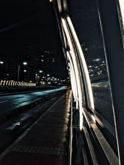 Puente Villena The City Light Minimalist Architecture