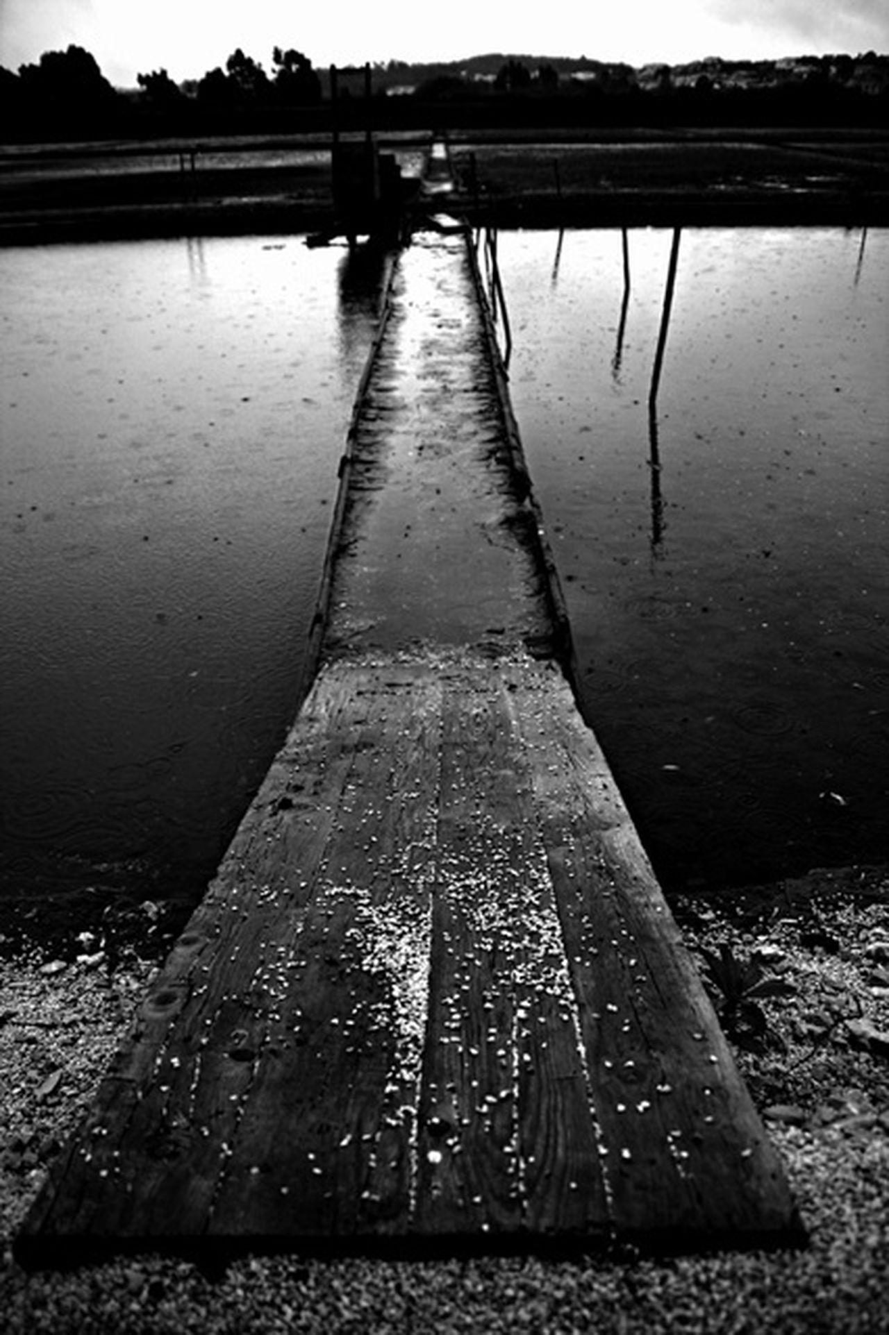 Photorv Saltevaporationpond Salt Evaporation Pond Blackandwhite Photography