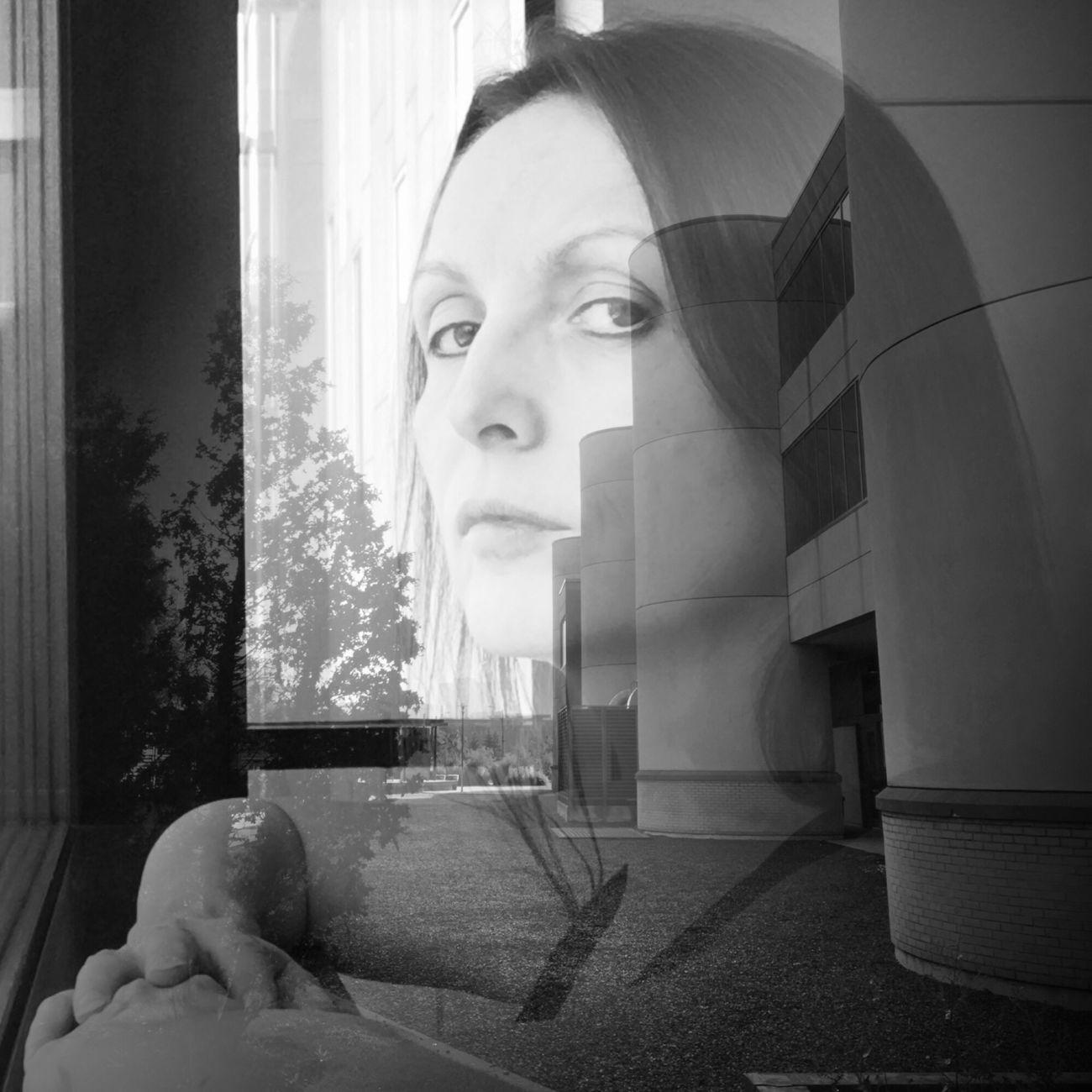 Selfportrait Black & White