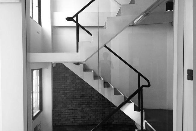 Steps And Staircases Steps Architecture Staircase Low Angle View Built Structure No People Day Indoors