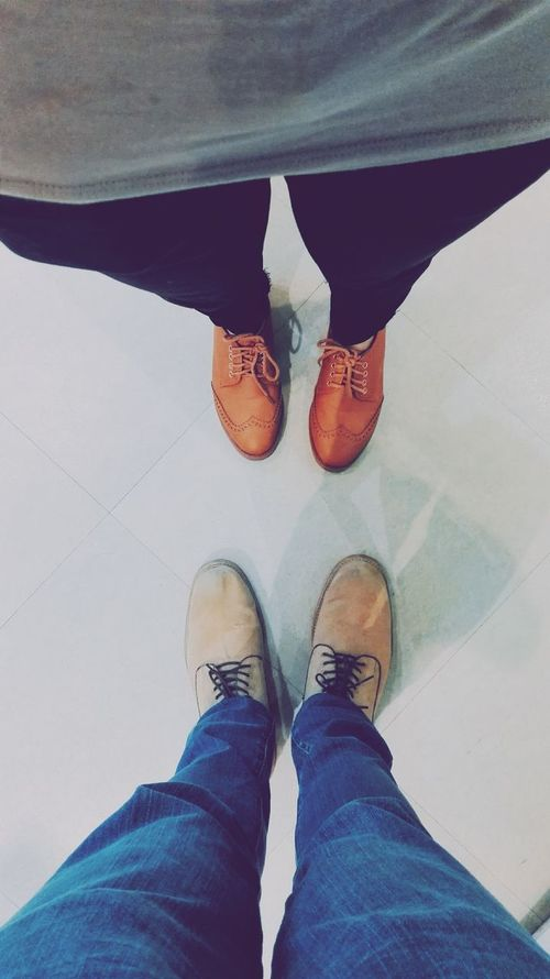 At the beginning with you Shoes Of The Day Shoes Bestfriends First Eyeem Photo