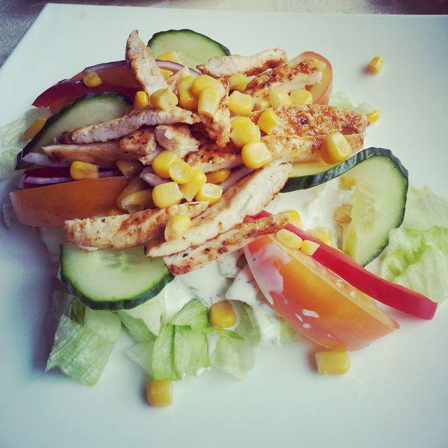 Food <3 Chiken Salad