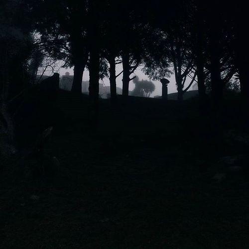 Mist Pululahua Silhouette Sacaeldiablo2