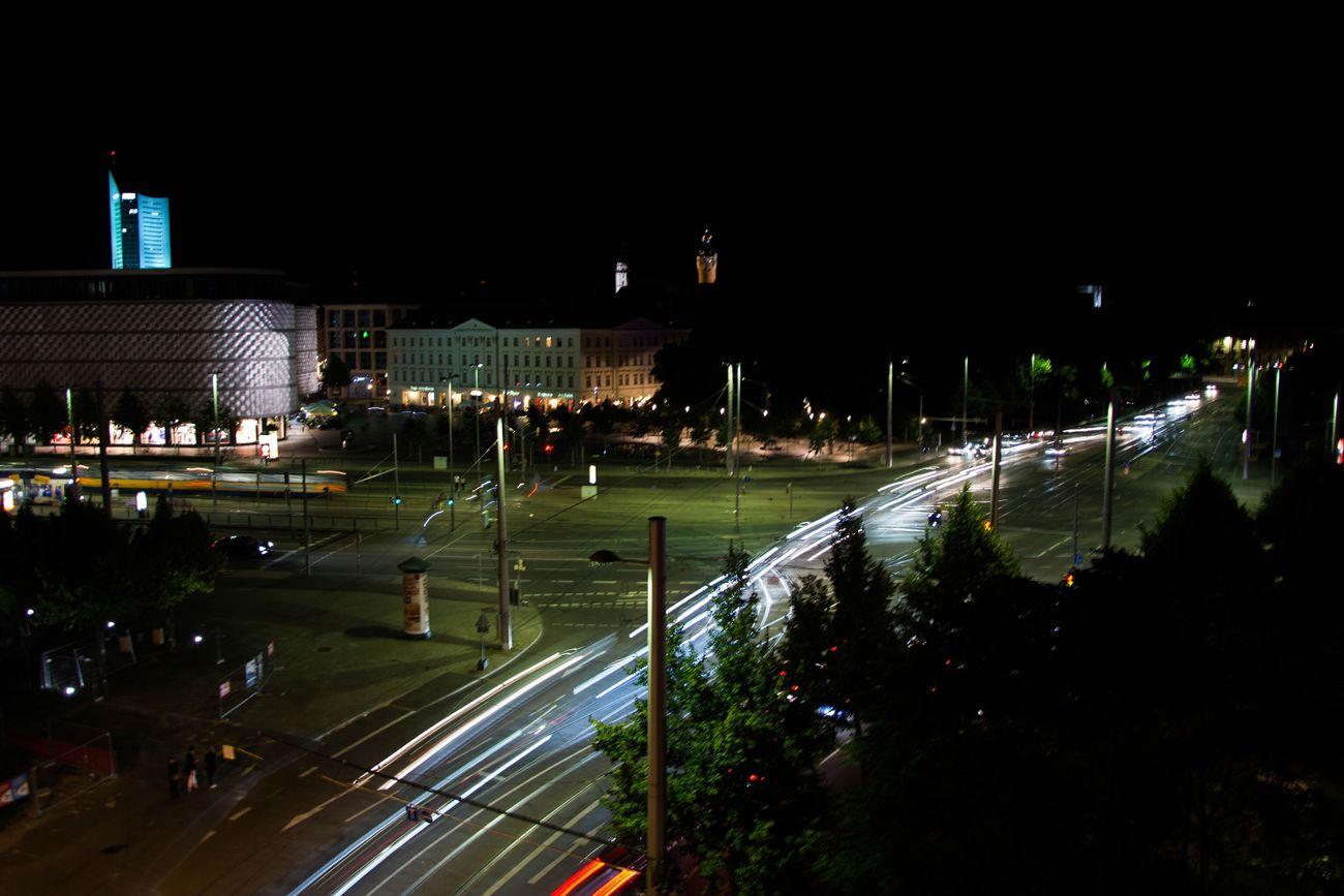 Leipzig Licht Und Schatten Langzeitbelichtung Langzeitaufnahme Leipzigcity Naturephotography The Great Outdoors - 2016 EyeEm Awards Nachtfotografie EyeEm Best Shots - Nature Nikon Citys At Night City Lights