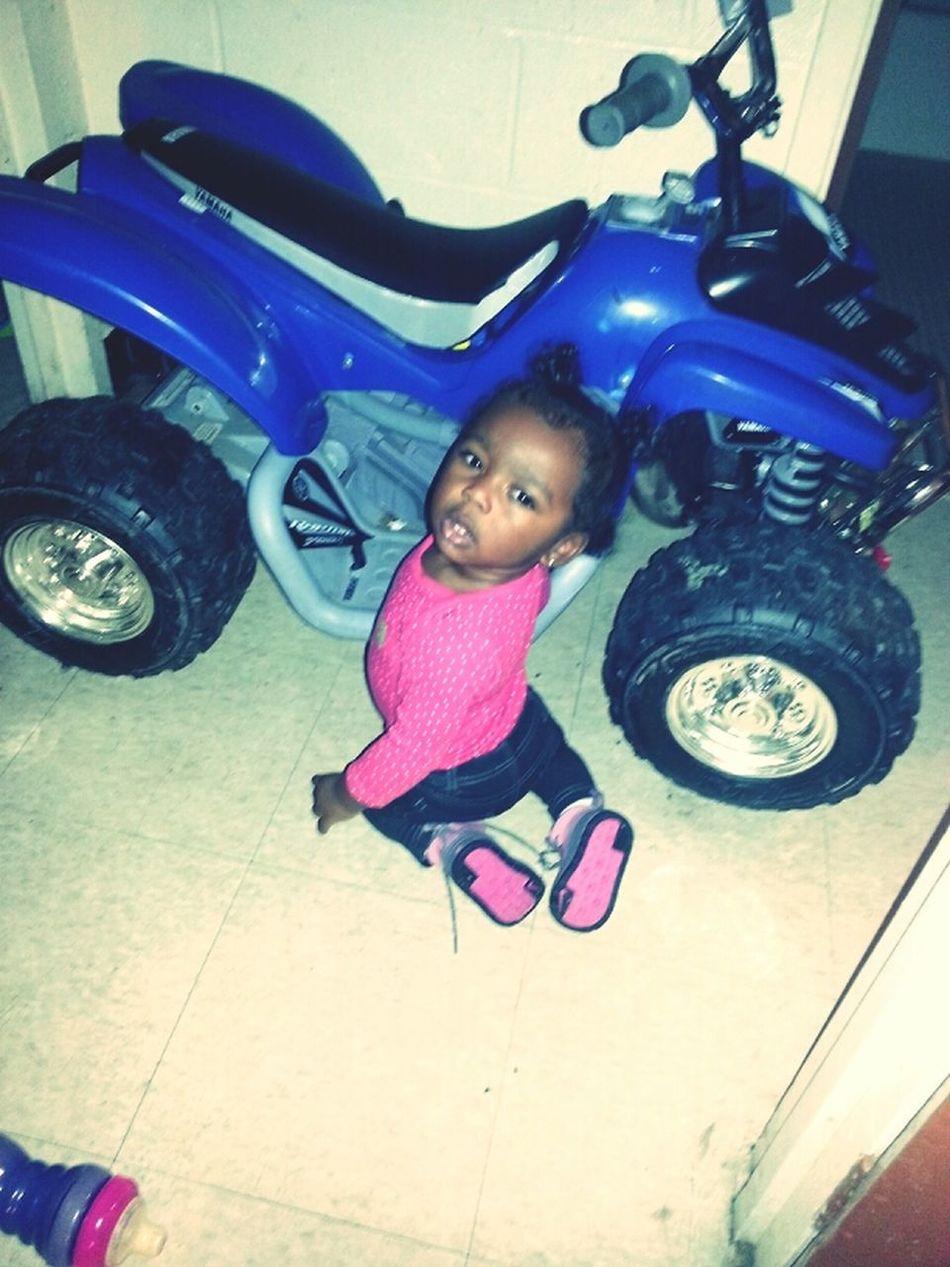Kirah Looking Like A Blaq Barbie .
