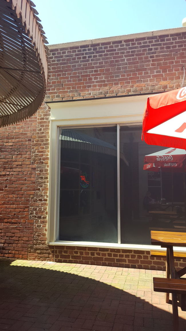 •cola• Hanging Out Village Grill Kannapolis, Nc Cocacola Lunch