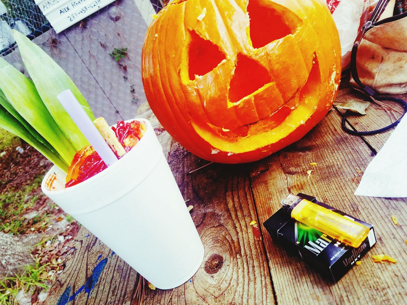 👻 Happy Halloween👻 Halloween Collection Trick Or Treat Pumkin 🎃💎🕯 DrinksDrinksDrinks Fall Collection