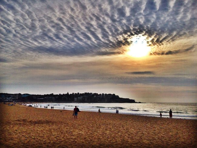 Morning. Taking Photos Beach Beachphotography Enjoying Life Morning Clouds And Sky Sunrise Australia Check This Out Relaxing