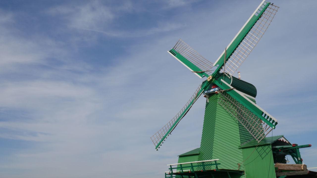 Windmill Amsterdam EyeEm X Google - Your Amsterdam
