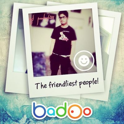 I can be friends with everyone! I won an award for it on Badoo ! @badoo