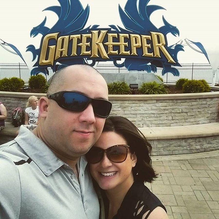 CedarPoint Gatekeeper Bad Ass!