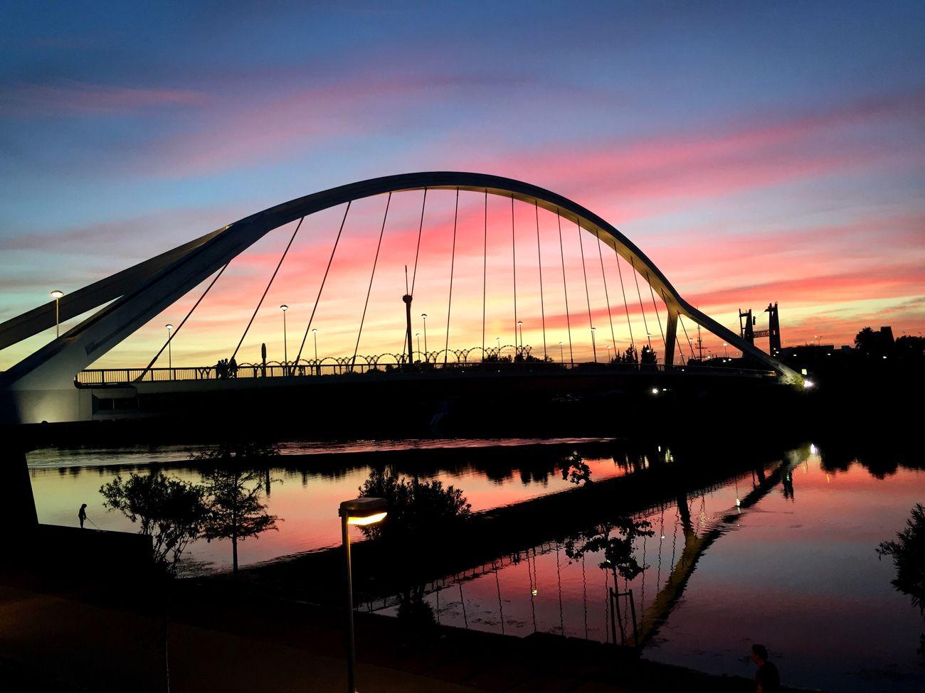 Sevilla Sunset Weekend Bdaypresent Boyfriend