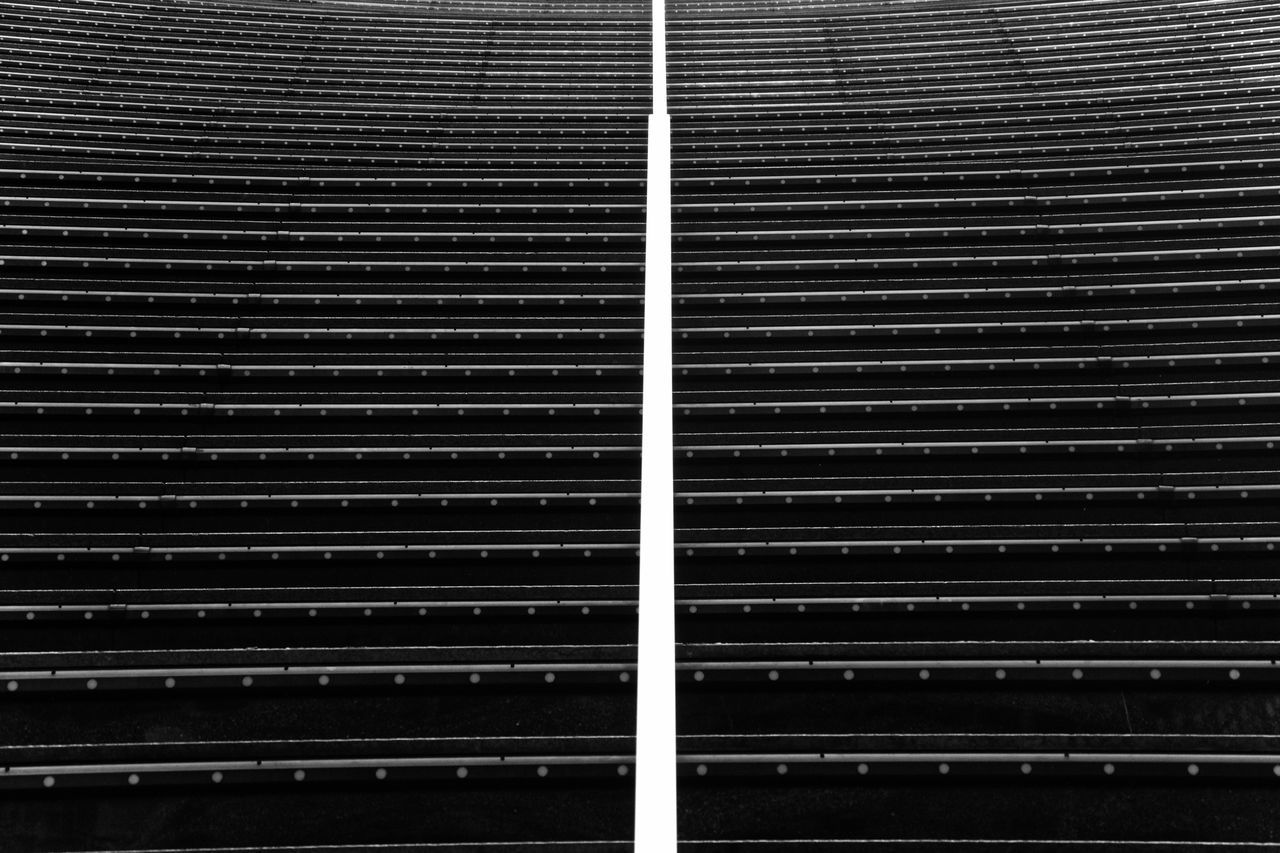 pattern backgrounds full frame Textured shutter no people corrugated iron indoors day Lieblingsteil Japan kyoto kyotostation kyoto station stairways Minimalist Architecture Welcome to Black break the mold The Architect - 2017 EyeEm Awards