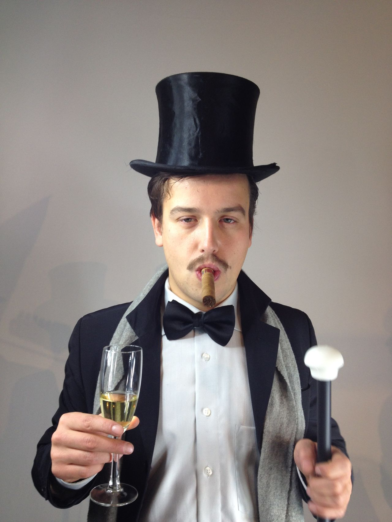 Beautiful stock photos of single, Attitude, Behaviour, Bow Tie, Champagne Glass