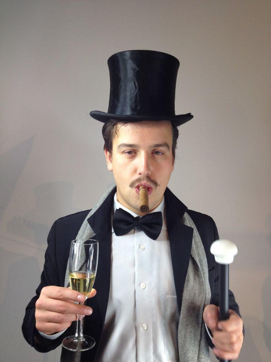Beautiful stock photos of single, Attitude, Behaviour, Bow Tie, Champagne Glass