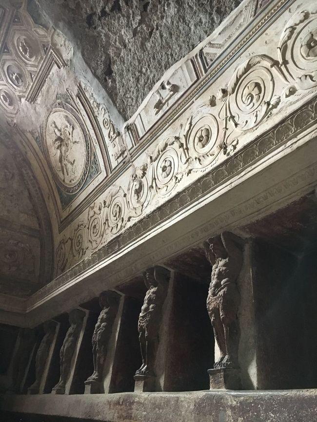 Ancient Ancient Romans Italy My Summer Vacation 2016 Pompeii  Roman Bath Tourism