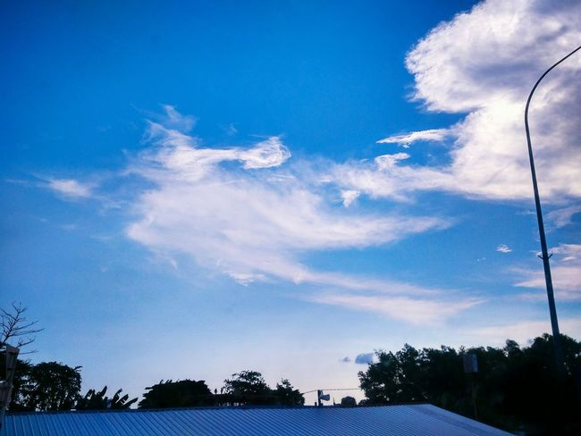Blue sky Enjoying Life ♥ Check This Out! Sky And Clouds Eyembestshots Landscape_photography Sky_collection EyeEm Best Shots - Nature Naturelovers Nature_collection Lovely Weather Skylovers Sky Porn Skyandclouds  Bluesky 🌈🌈🌈 Seremban Malaysia