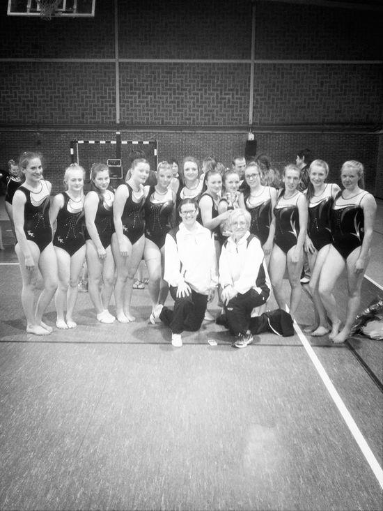 Competition Gymnastics USF