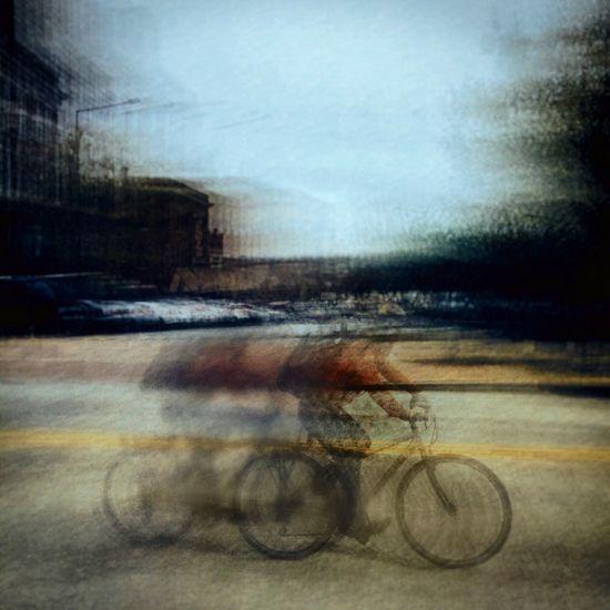 Urban Documentaryphotography Streetphotography Urban Lifestyle Urban Art Bicycle Impressionism