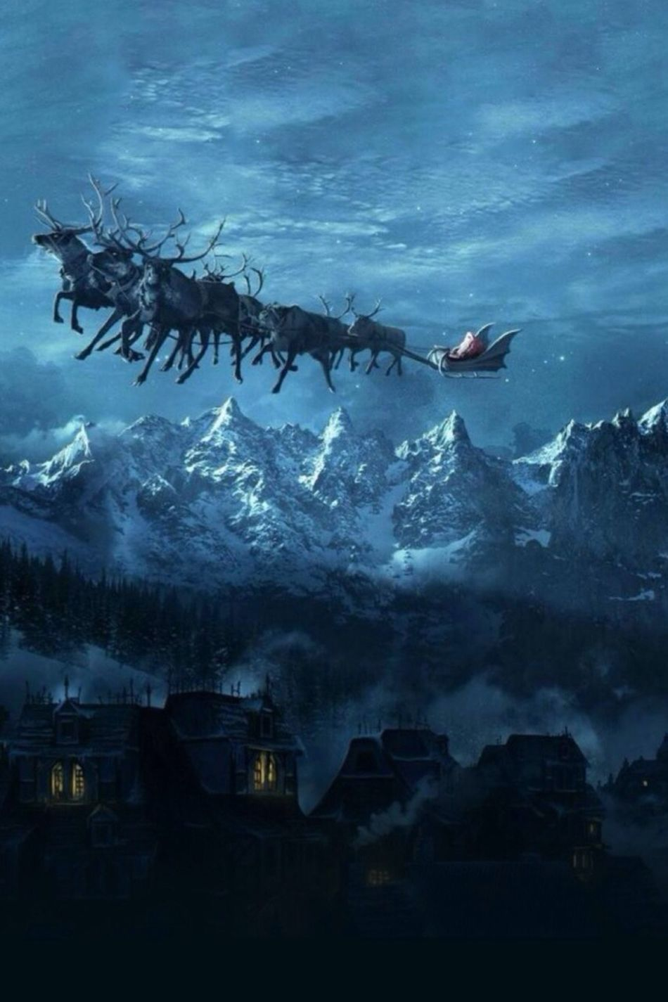 Merry Christmas! Christmas Christmastime Christmas Time Santa Claus Santa Santaclausiscomingtotown