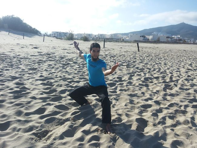 Training wushu taolu 😽😁 That's Me Morocco Beauty Wushu Time!!!!