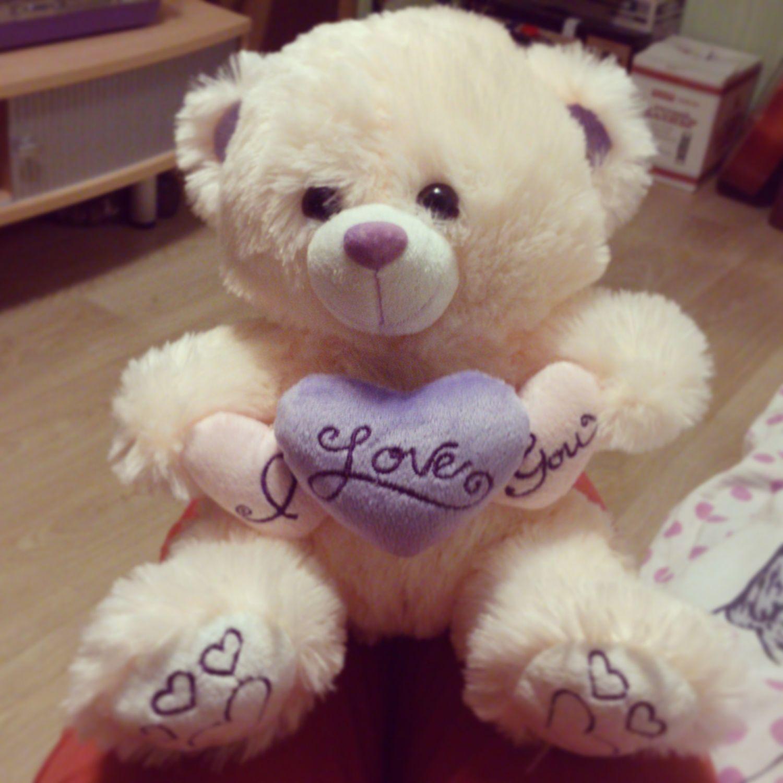 Art Toy Boy Girl Gift Cute Bear Boyfriend's Gift