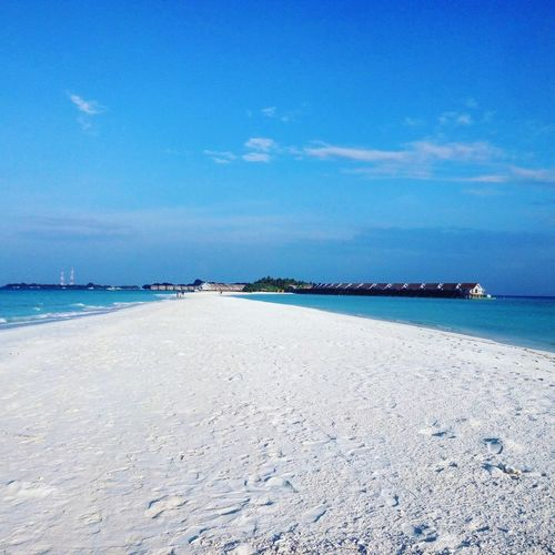 Landscapes With WhiteWall Nature Photography Maldives Resorts Kuramathi Beach Sandbank