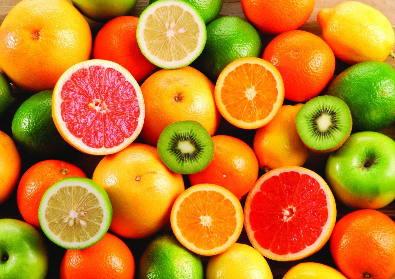 Fruit Grapefruit Day cores e sabores!