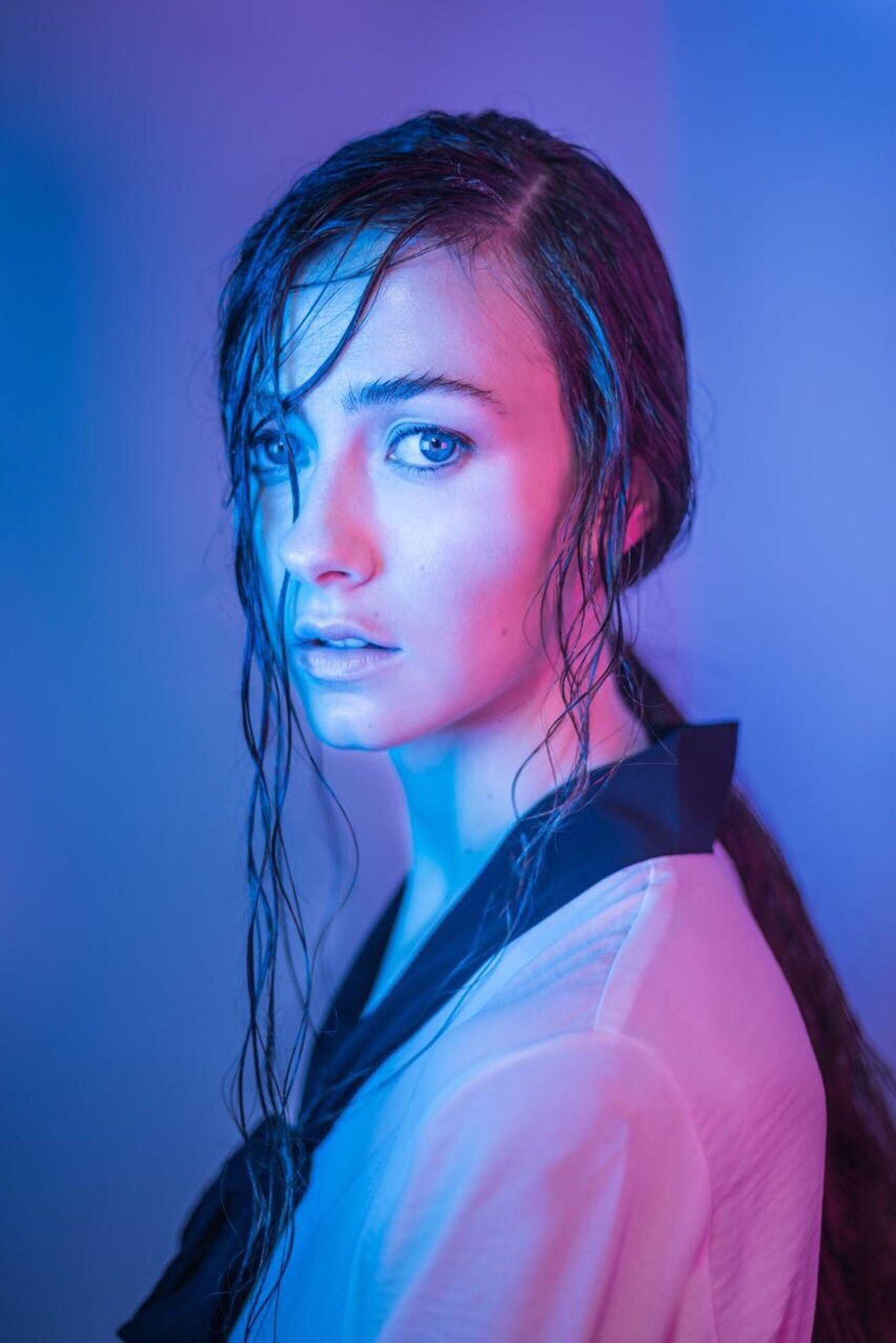 Neon Odetograce Bright Colourpop Model This Week On Eyeem TheWeekOnEyeEM