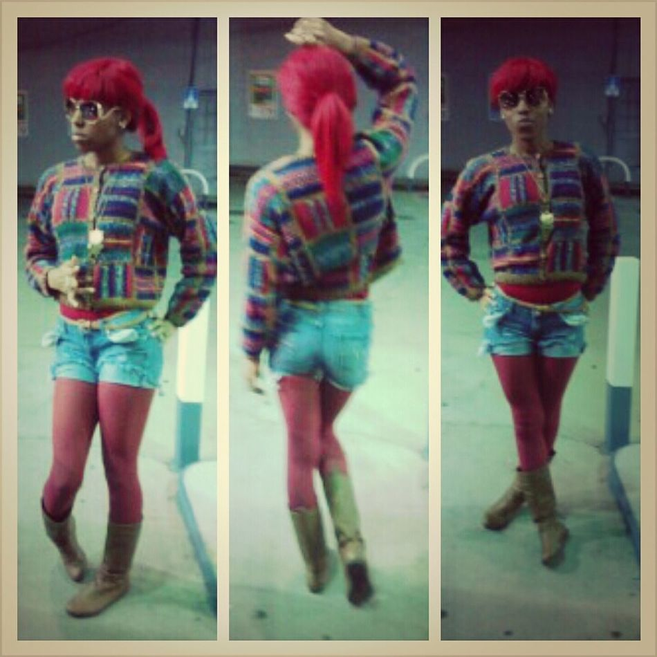 my style is . .