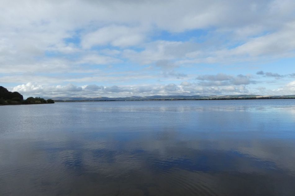 Water Sky Nature Sea Scenics Tranquil Scene Tranquility No People Beauty In Nature Outdoors Landscape Day Horizon Over Water Scotland Loch  Loch Leven