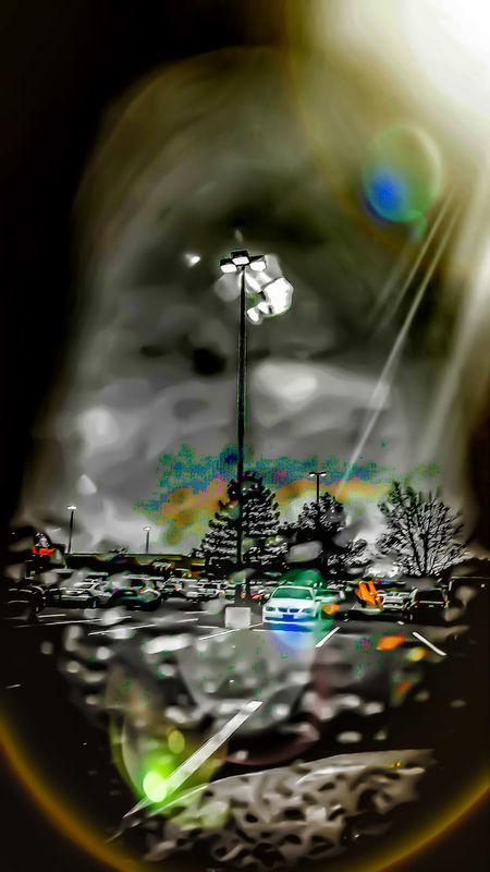 """A quick rain shower, I shot this while sitting in my car waiting for the rain to pass. Taken through the front windshield of my """"Mustang"""". Eye4photograghy Streetphotography Getting Inspired Popular Photos"""