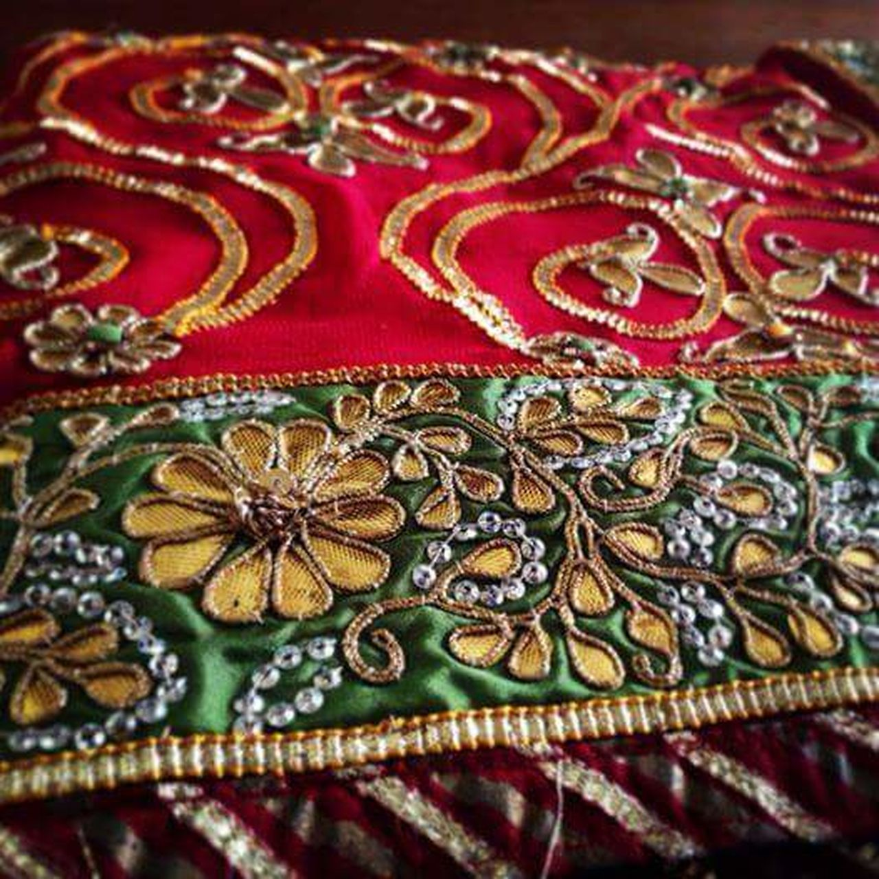43 Golden Moments Embroidery Handmadewithlove Tailored To You Indian Culture  Indian Saree Fine Art Photography