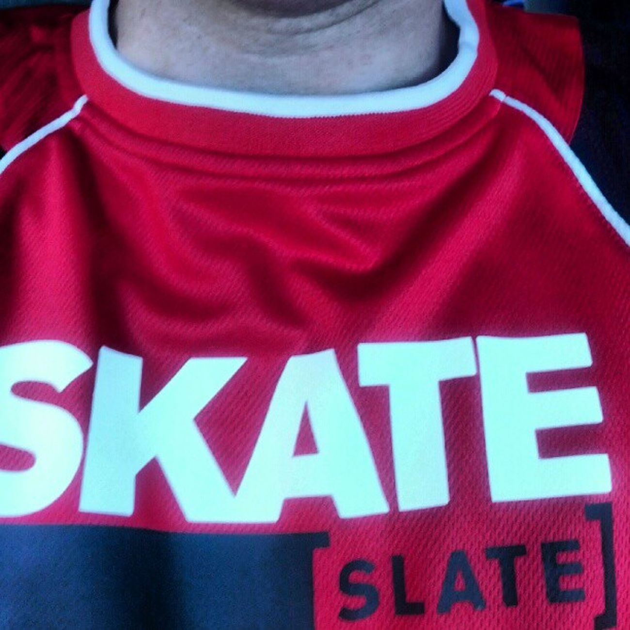 @skateslate jersey for @patrickswitzer Tantaluslodge : @justusz come for beers&hot tub/pool