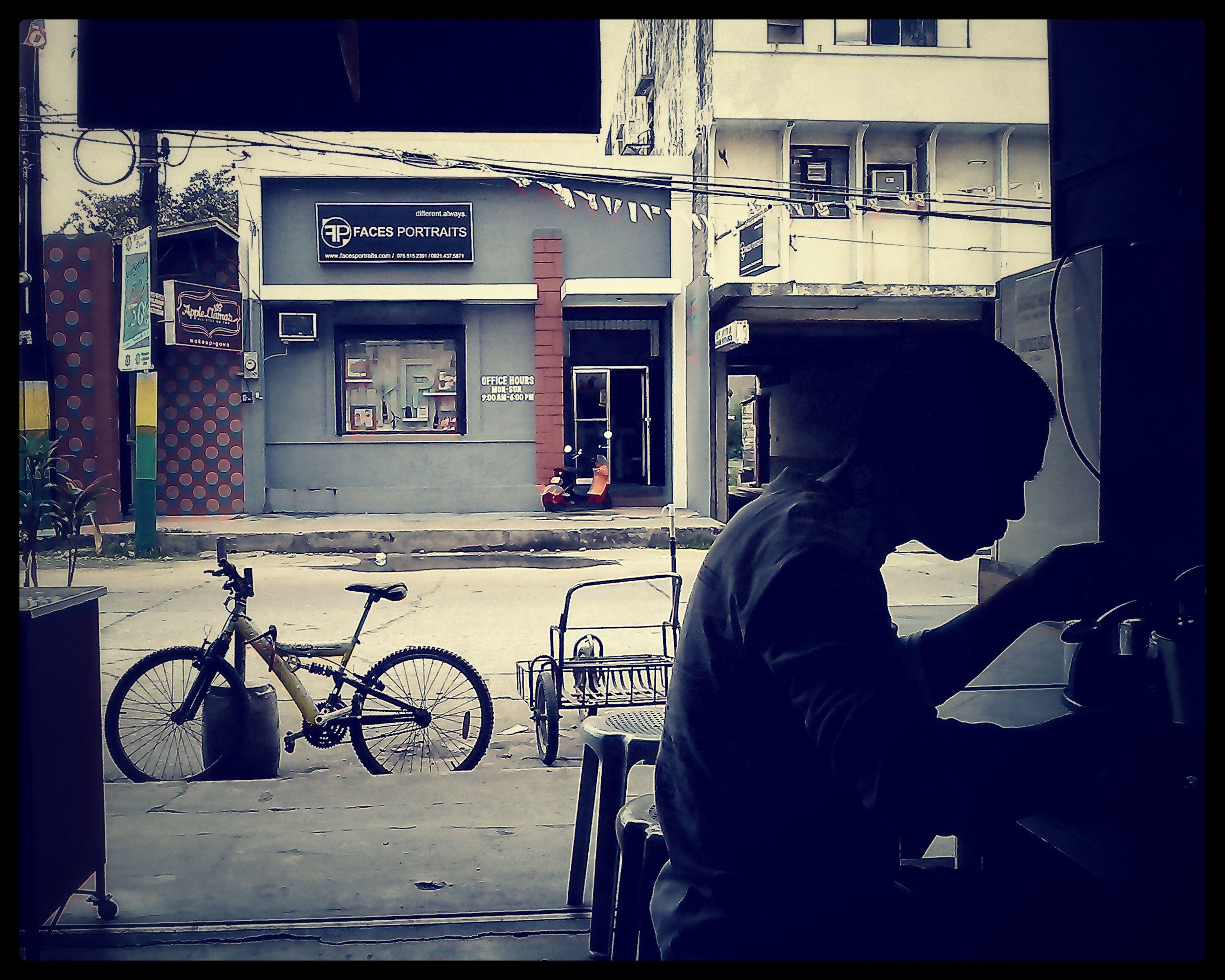 Dagupan City, PH. June 8, 2014. [ Streetphotography The Street Photographer - 2014 EyeEm Awards Light And Shadow Philippines ]