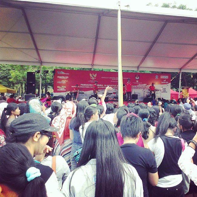 Indonesia independent day(Memperingati hut RI 68) di Victoria Park , Hong Kong Reallifehk Bmihk Localiiz