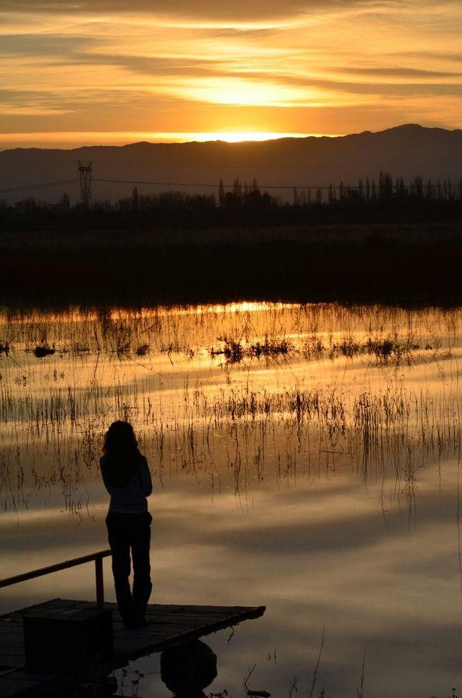 UN RINCÓN DEL PARAÍSO... water_collection Nature Collection Sunsetporn EyeEm Nature Lover
