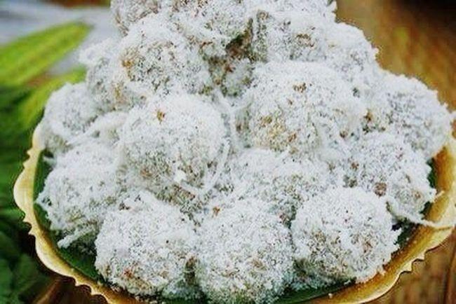 Thai dessert !