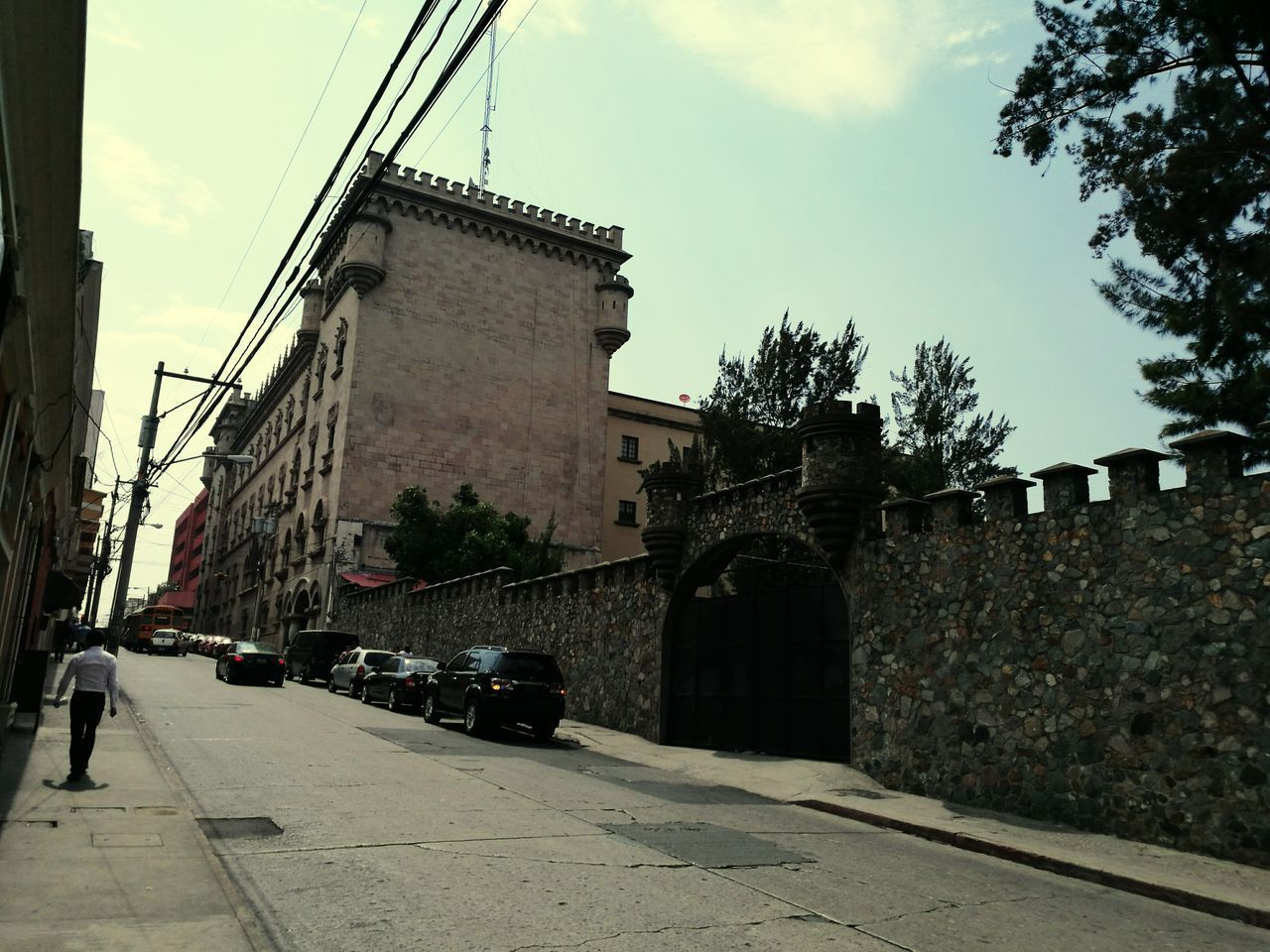 Architecture Built Structure Day Car Transportation Outdoors Building Exterior Tree Sky People City PerhapsYouNeedALittleGuatemala Guatemala GuatemalaVisitala Guatemalasecrets Guatemalaimpresionante