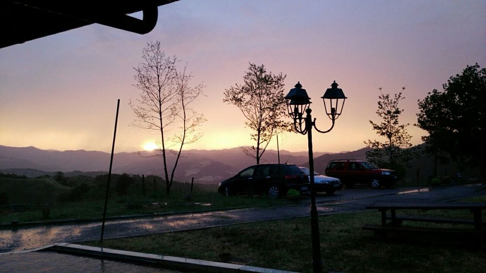 Sunset Outdoors Sky No People Nature Day Summer Holiday My Passion ❤ My Photography. ❤ Ciao. ✌ Orginal Italy🇮🇹 Deszczyk
