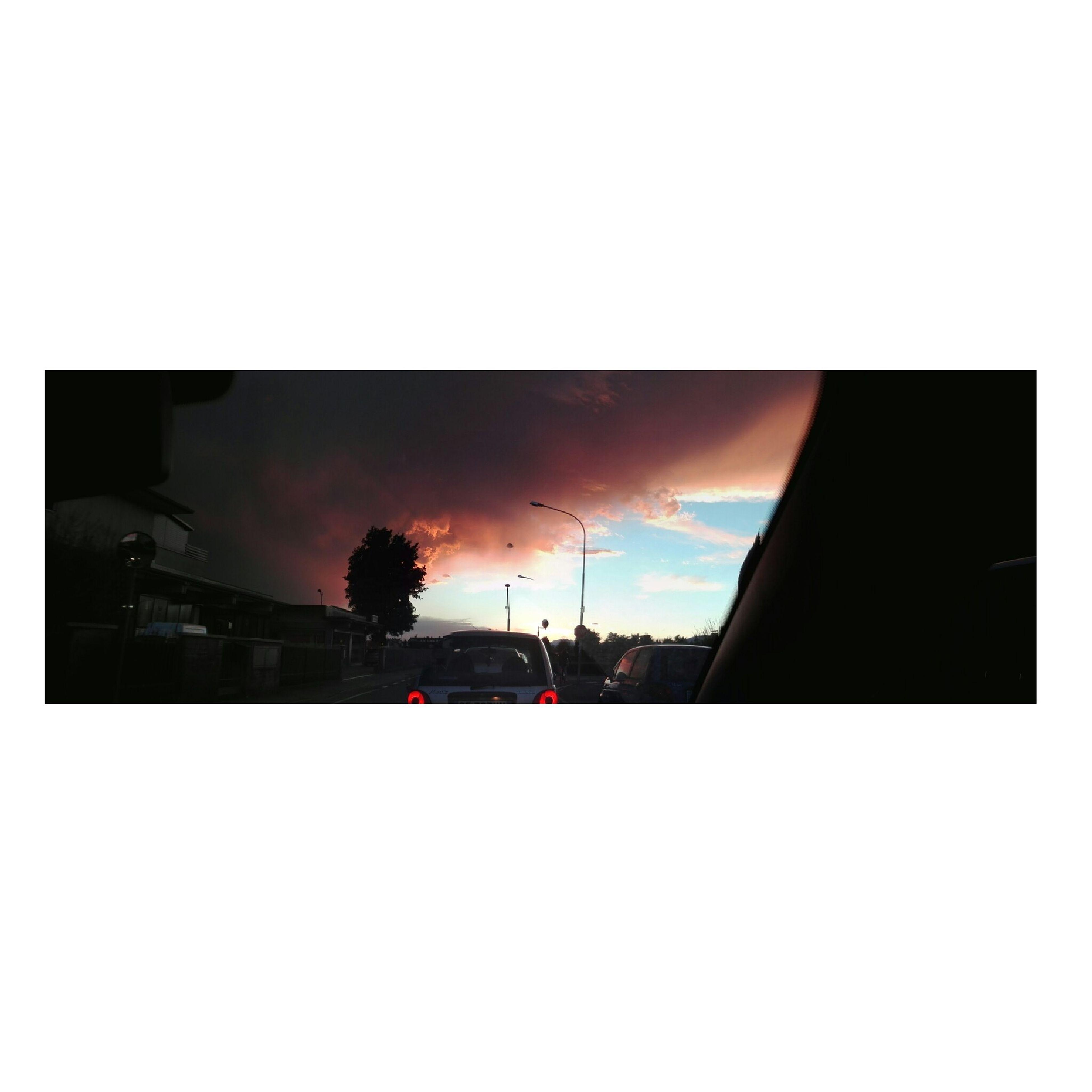 ⚡BdG⚡ Sky Sunset Photo Yesterday