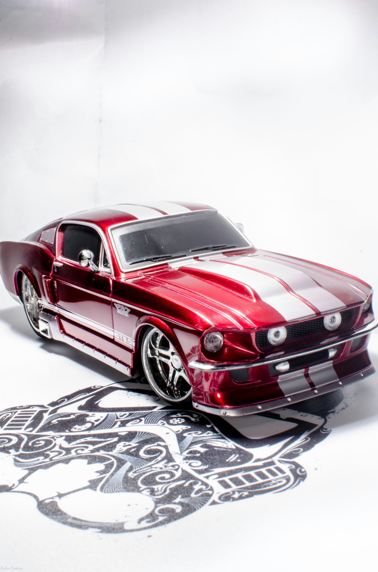Toy Car Stuckathome 67mustang Ford Mustang Nikon D5100