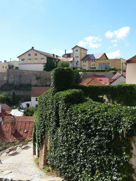 Historic Town No Advertising Summer Znojmo Hidden Gems