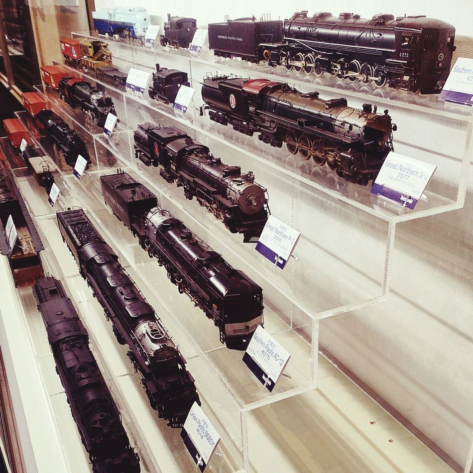 No People Day Train Collections