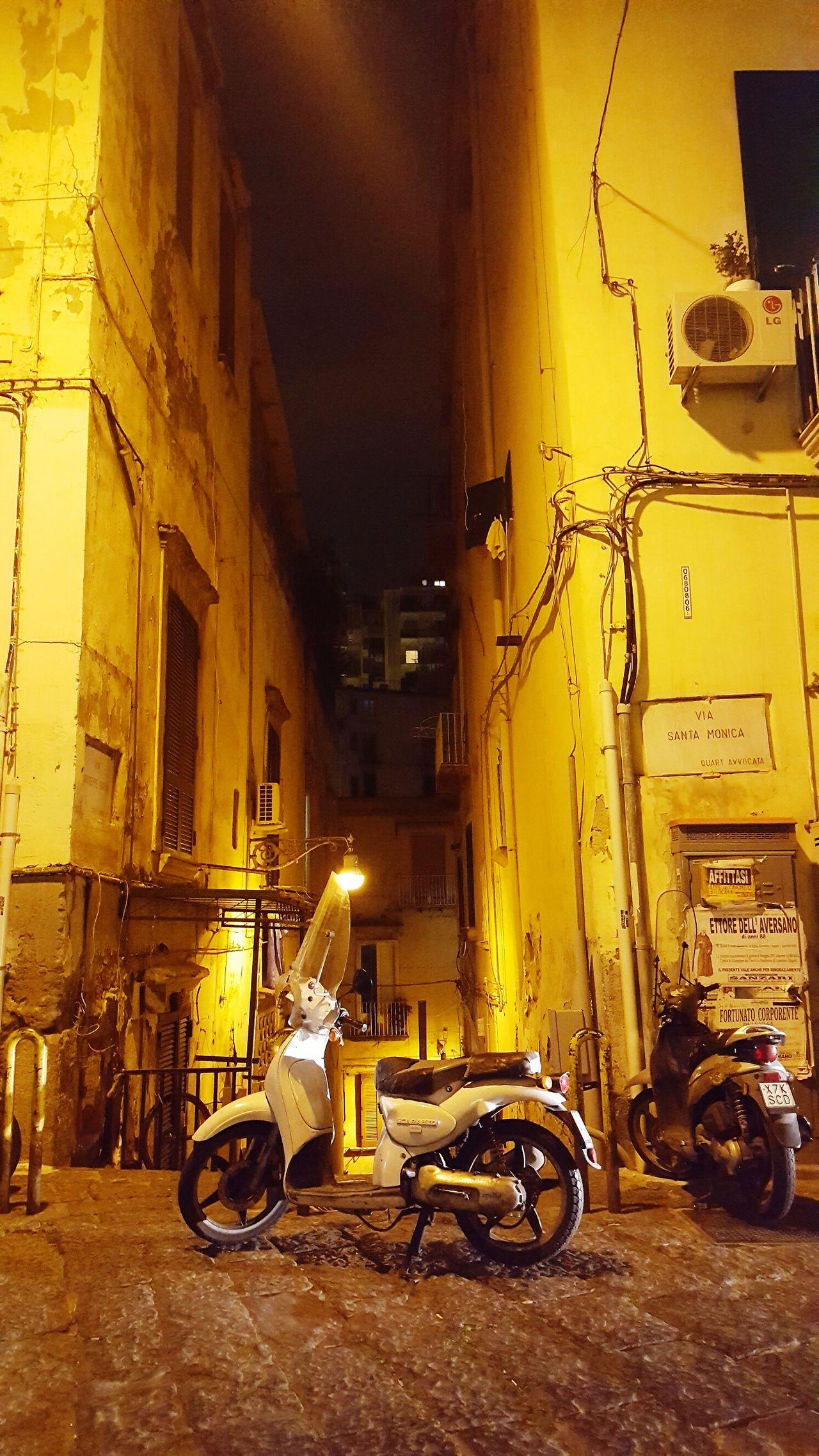Architecture No People Night Urbanphotography Napoli Italia Napoli ❤ Italy🇮🇹 Outdoors City Built Structure Transportation Architecture