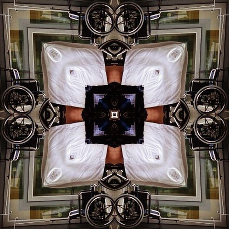 Abstract Art My Art Digital Art Mirror Effect
