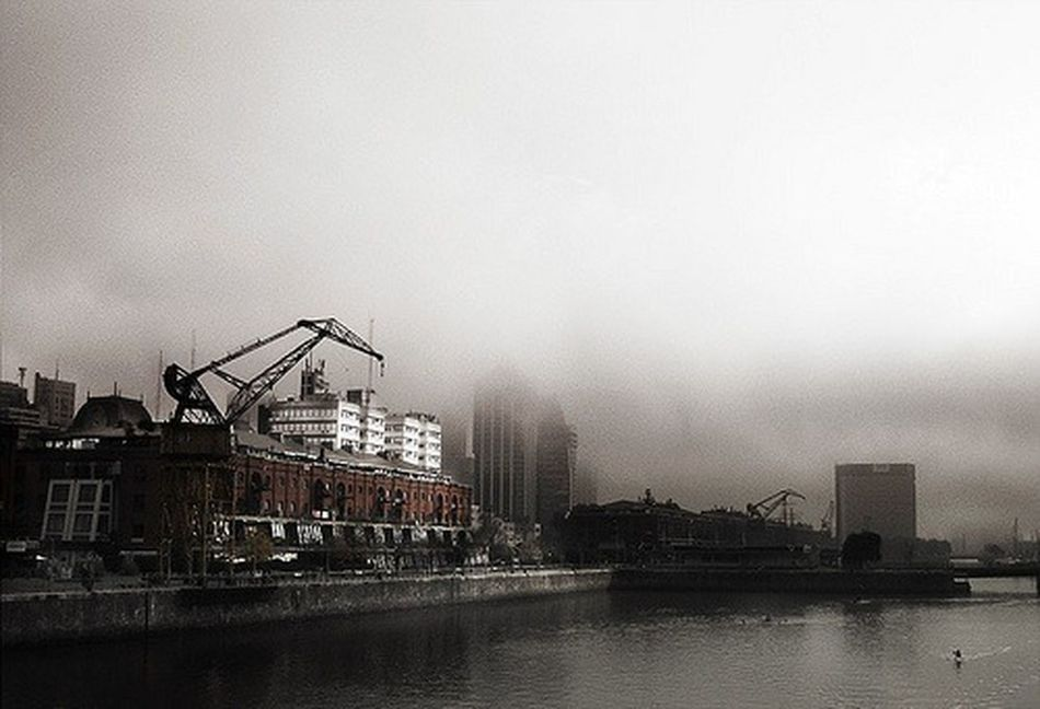 Puerto Madero Argentina Cityscapes Harbour