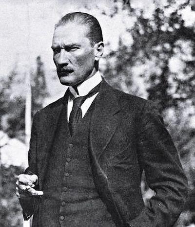MustafaKemalAtatürk Leader Atatürk Turkey