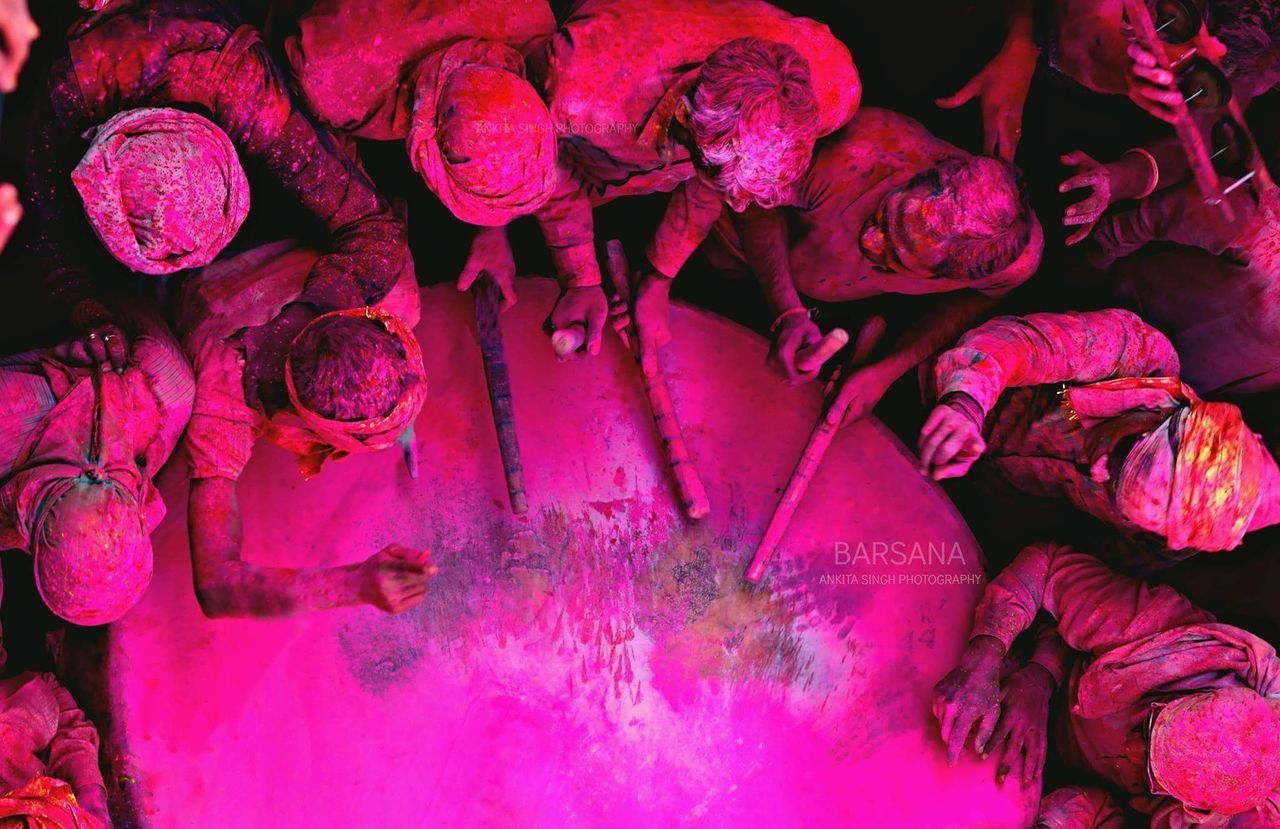 Barsana Barsanaholi Nandgaon Incredible India Holi Traveling Travel Photography Traveler Travelingram Streetphotography Peoplephotography Travelphotography Travel Travelling People Photography People Traveller Traveldiaries