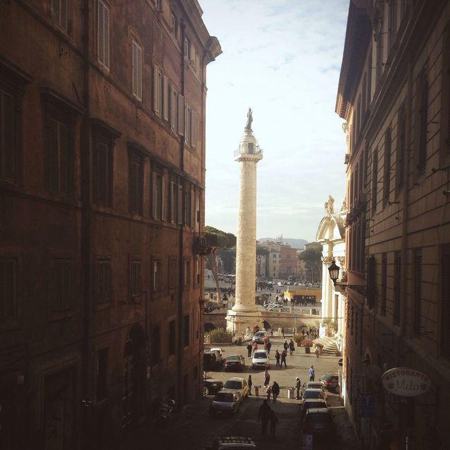 Trajan under the sun NEM Architecture NEM Street NEM VSCO Submissions